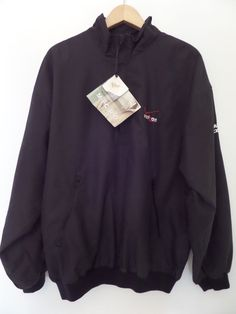NWT NORTH END Men's Jacket Size-L Black 100%Polyester Very Good! #NorthEnd #BasicJacket