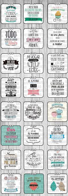 Ideas, consejos, recomendaciones, sugerencias, frases, pensamientos, reflexiones, etc. para mejorar tu calidad de vida