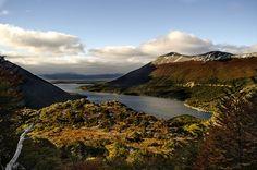 Lago Escondido - Paso Garibaldi