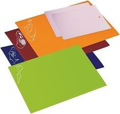 Color Coded Chopping Boards Cutting Boards For Food Safety