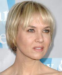 Renee Zellweger Hairstyle