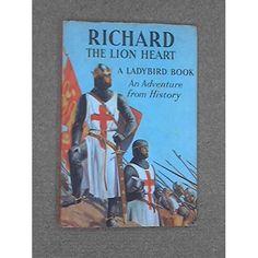 Richard the Lionheart (Adventure from History): Amazon.co.uk: L.Du Garde Peach, John Kenney: 9780721401775: Books