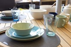 Weekly Table Setting:  iittala Teema