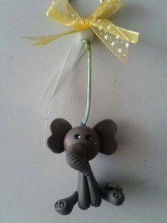 Llavero de elefante