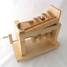 Marble Stairs Automata