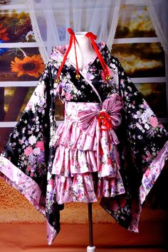 #kimono lolita dress cosplay anime costume, Hottest Cosplay Costumes, Cosplay Costumes