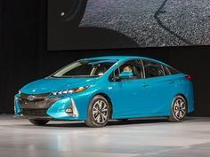 2017 Toyota Prius Prime: Plugging into more range, mpg Toyota Cars, Toyota Prius, Puerto Vallarta, Hybrids And Electric Cars, Amusement, Toyota Dealership, Green Cars, Kelley Blue, Blue Books