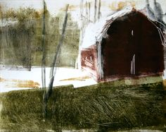 November Barns I