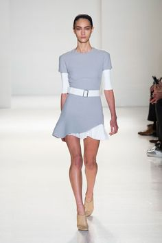 The Best Looks from New York Fashion Week: Spring 2014 - Victoria Beckham