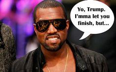 Meet the Anti-Trump College Kid Behind the Kanye West Super PAC...: Meet the Anti-Trump College Kid Behind the Kanye West Super… #AmberRose
