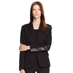 Silk-Paneled Aidan Dress - Short Dresses  Dresses - RalphLauren.com