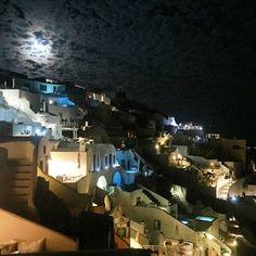 Good Night!!! #beautiful #blue #night #sky #skyporn #skylovers #view #views #beautifulview #mediterranean #architecture #design #decor #exterior #lights #beautifuldestinations #santorini #island #greece #greekislands #goodlife #luxury #luxurylife #love #relax #travel #traveler #instatravel #worldtraveler #wonderful_places by verovero.v