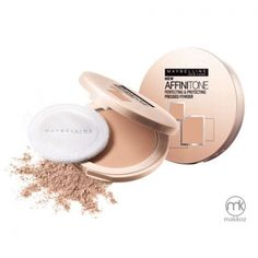 Maybelline Affinitone 24 Gold Pudra
