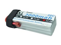 XXL 22.2V 3000mAh 35C 6S Max 70C Li-Po Battery for RC Helicopters Toys Boats Cars