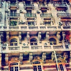Balcones, Buenos Aires, Argentina