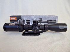 Bushnell AR Optics Rifle Scope with Nikon 223 Mount Lens Cover! Ar Optics, Rifle Scope, Binoculars, Nikon, Lens, Cover, Ar 223, Klance, Lentils
