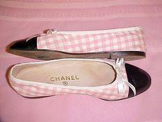 034GINGHAM SHOES luxe