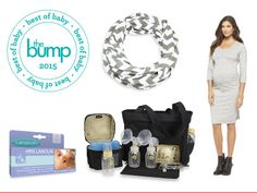 See all the best maternity fashions and nursing products for moms and babies in our 2015 Best of Baby guide.