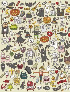 halloween illustration shutterstock