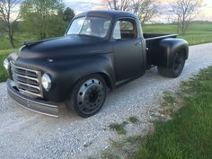 Built Tonka Tough: 1953 Studebaker Pickup - http://barnfinds.com/built-tonka-tough-1953-studebaker-pickup/