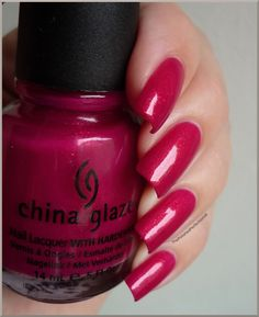China Glaze Ahoy! - Just got this, can't wait to try it!