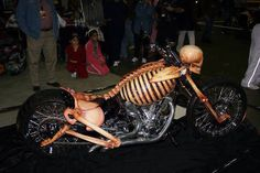Creepy yet awesome ride