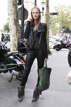 leather looks - Pesquisa Google