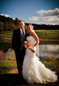 Allure Bridals Style 8705 - Wedding Photography: Tatiana Shirasaki  Photography: Jessica Bennett   #allure #wedding #weddings #realwedding #realbride #allurebridals #bride #bridal #bridalgown #weddingdress #lace #vintage #brandisbridal #2014bride #2014wedding #weddingideas #vintagewedding