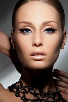 Nude lips - Make-up