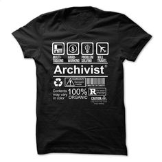 Best Seller – ARCHIVIST T Shirt, Hoodie, Sweatshirts - shirt outfit #shirt #style