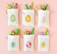 Easter Treat Bag Printables