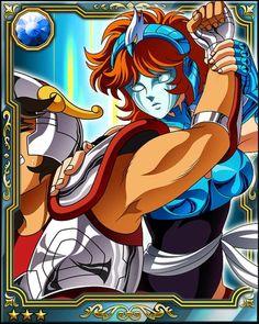 Saint Seiya - Bronze Saint Pegasus Seiya & Silver Saint Eagle Marin