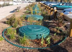 StormTreat Systems - Stormwater Treatment Solutions: multistage system, bioretention, filtration, adsorption, water remediation