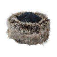 New Autumn 2014 Barbour Women's Hat - Ambush Fur and Wax Hat in Navy