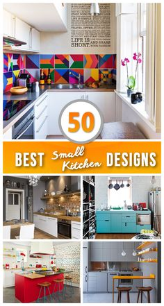 Best Small Kitchen Ideas and Designs | http://homebnc.com/best-small-kitchen-ideas-and-designs/ | #small #kitchen #smallkitchen #decor #decoration #idea #room #home #homedecor #lifestyle #furniture #modern #design #homebnc
