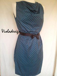 Jégvirág - női egész ruha, violadesign, meska.hu #dress Fashion, Moda, Fashion Styles, Fashion Illustrations