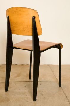 Standard Chair by Jean Prouve, 1930