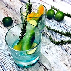 Koi Fish Cocktail