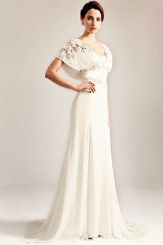 Temperley Bridal Spring 2015 / Wedding Style Inspiration / LANE