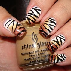 Perfect for a tiger girl!!!