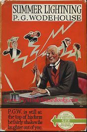 Summer Lightning, published in 1929, is the third of Wodehouse's novels set at Blandings Castle.