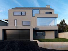 House F se encuentra en el pintoresco poblado de Denkendorf en Alemania. | Galería de fotos 1 de 13 | AD MX