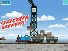 Thomas & Friends: King of the Railway Game Pack - a set of 6 Thomas & Friends themed mini-games (arcade/puzzles) based on the Thomas & Friends King of the Railway movie. Thomas And Friends, Mini Games, Best Apps, Arcade, Puzzles, Packing, Movie, The Originals, Boys