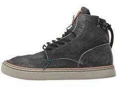 Satorisan Tagomago-Vaquero Leather Men's Shoes Black