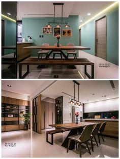 #interiordesign #室內設計 #台中室內設計 #芽米設計 # #空間設計 http://www.yamspace.com/Gallery/Landmark-Residential-Space-Design/humanities