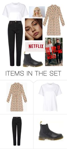 """Untitled #8"" by ana-lupoae on Polyvore featuring art and teotfw"