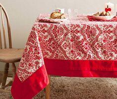 Mantel de Navidad Zara Home