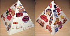 Menta Más Chocolate - RECURSOS PARA EDUCACIÓN INFANTIL: Actividades para trabajar la Piramide Alimenticia Teaching Science, Science For Kids, Food Groups For Kids, Crafts For Kids, Arts And Crafts, Food Pyramid, Food Themes, Group Meals, Interactive Notebooks