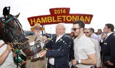 2014 Hambletonian Winner Trixton