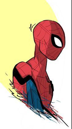 Spider-Man Homecoming by FLIPAPLIF